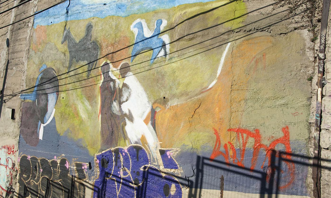 Grafiti Valparaíso